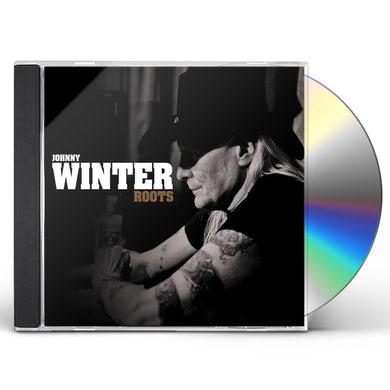 Johnny Winter ROOTS CD
