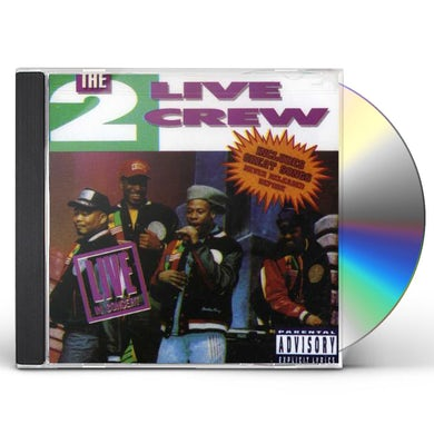 2 Live Crew LIVE IN ACTION CD