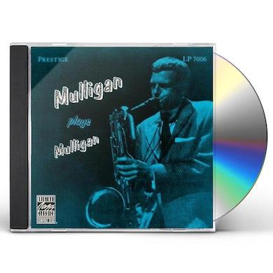 Gerry Mulligan PLAYS MULLIGAN CD