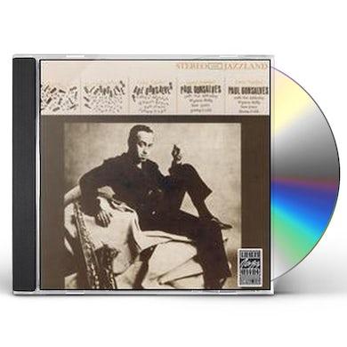 Paul Gonsalves GETTIN TOGETHER CD