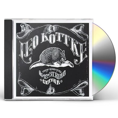 Leo Kottke 6 & 12 STRING GUITAR CD