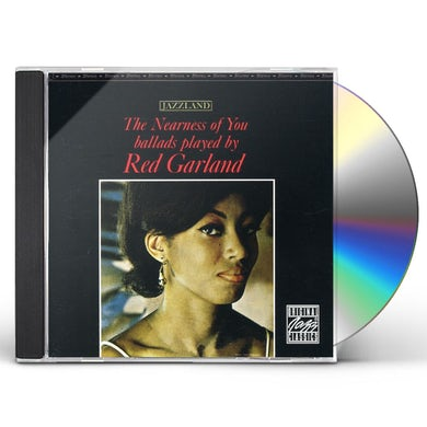 Red Garland NEARNESS OF YOU CD