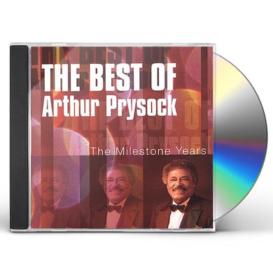 BEST OF ARTHUR PRYSOCK: MILESTONE YEARS CD