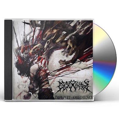 Desecravity IMPLICIT OBEDIENCE CD