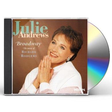Julie Andrews BROADWAY CD