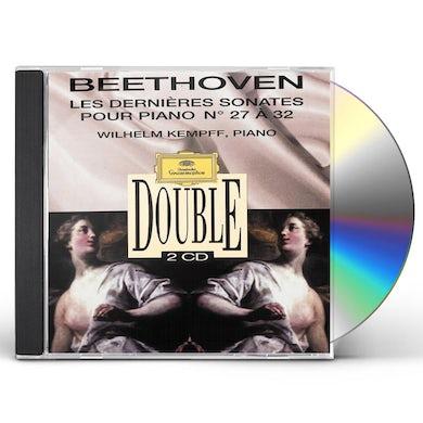 Wilhelm Kempff BEETHOVEN-SONATES PIANO 27 A 32-KEM CD