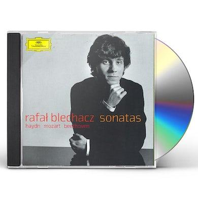 Rafal Blechacz Sonatas (Haydn/Mozart/Beethoven) CD