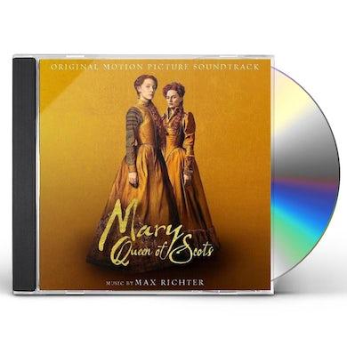 Max Richter MARY QUEEN OF SCOTS / Original Soundtrack CD