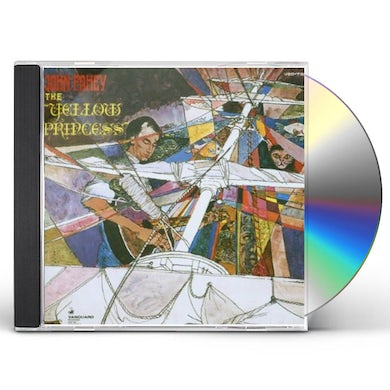 John Fahey YELLOW PRINCESS CD