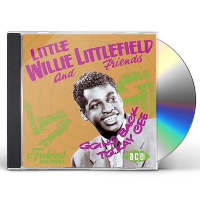 Little Willie Littlefield GOING BACK TO KAY CEE CD