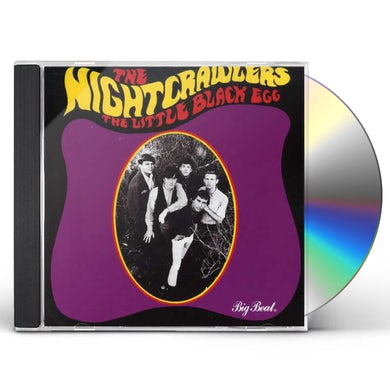 LITTLE BLACK EGG CD