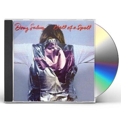 Doug Sahm Hell Of A Spell CD