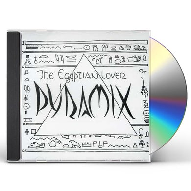 Egyptian Lover PYRAMIX CD