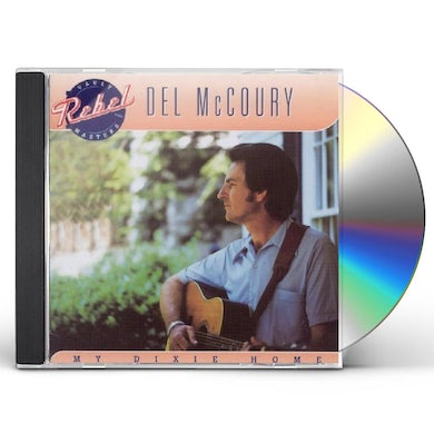 Del Mccoury MY DIXIE HOME CD
