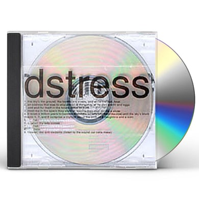 Storm & Stress UNDER THUNDER & FLUORESCENT LIGHTS CD