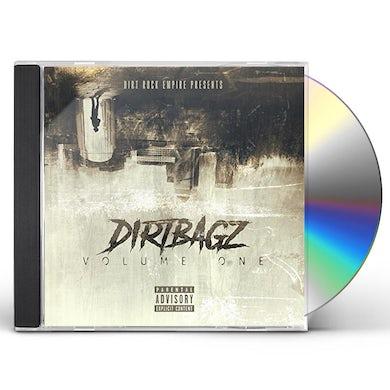 Dirt Rock Empire DIRTBAGZ VOLUME ONE CD