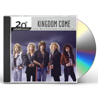 Kingdom Come 20TH CENTURY MASTERS: MILLENNIUM COLLECTION CD