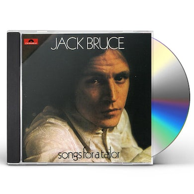 Jack Bruce SONGS FOR A TAILOR CD