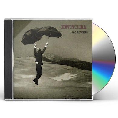 Devotchka 100 LOVERS CD