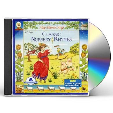 Hap Palmer CLASSIC NURSERY RHYMES CD