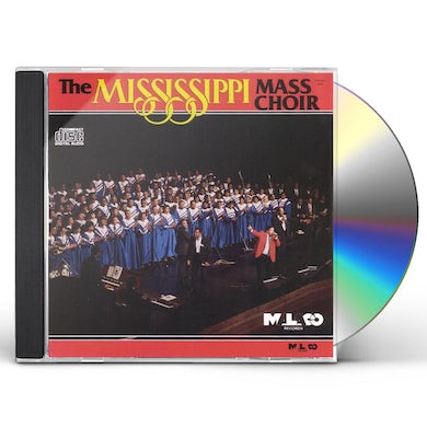 Mississippi Mass Choir LIVE IN JACKSON MISSISSIPPI CD
