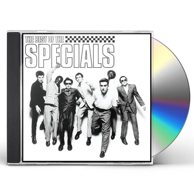 The Specials Best of CD