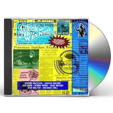 Glen Brown CHECK THE WINNER CD