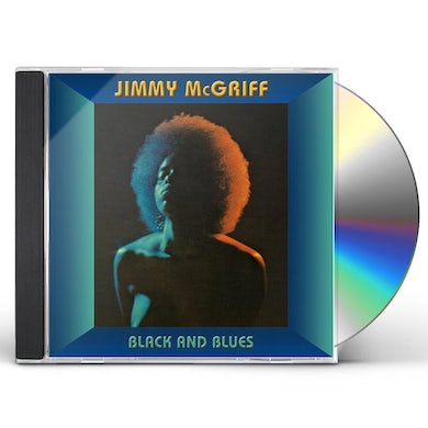 Jimmy Mcgriff BLACK & BLUES CD