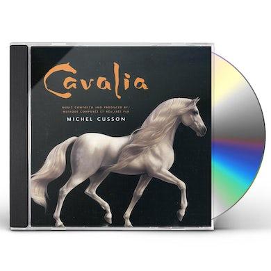 Michel Cusson CAVALIA CD