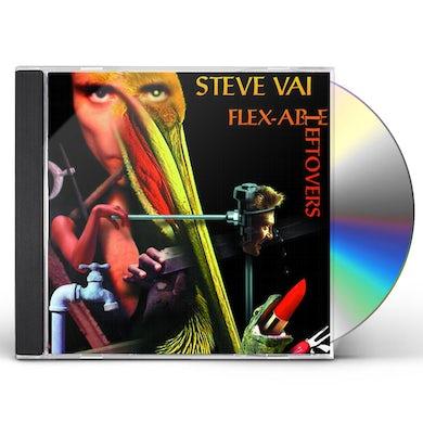 Steve Vai FLEXABLE LEFTOVERS CD