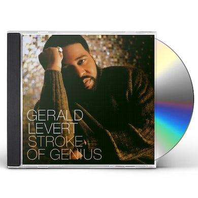 Gerald Levert STROKE OF GENIUS CD