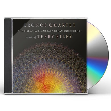 Kronos Quartet SUNRISE OF THE PLANETARY DREAM COLLECTOR CD