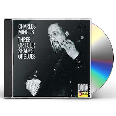 Charles Mingus 3 OR 4 SHADES OF BLUES CD