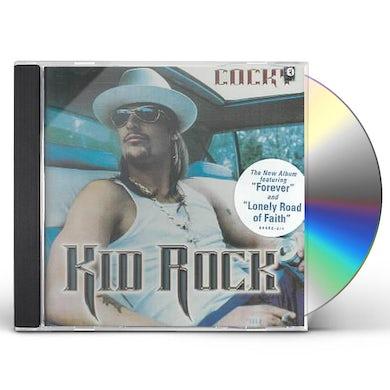 Kid Rock COCKY CD