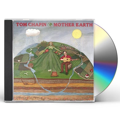 Tom Chapin MOTHER EARTH CD