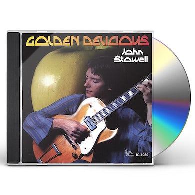 John Stowell GOLDEN DELICIOUS CD