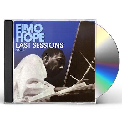 Elmo Hope LAST SESSIONS 2 CD