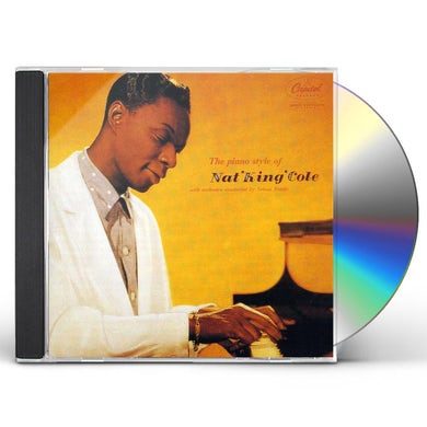 PIANO STYLINGS OF NAT KING COLE CD