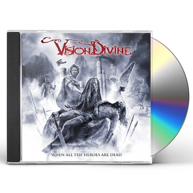Vision Divine When all the heroes are dead CD