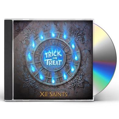 The Legend Of The Xii Saints CD