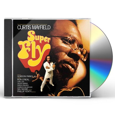 Curtis Mayfield SUPERFLY / Original Soundtrack CD