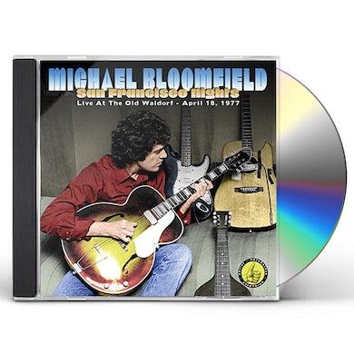 Mike Bloomfield SAN FRANCISCO NIGHTS CD
