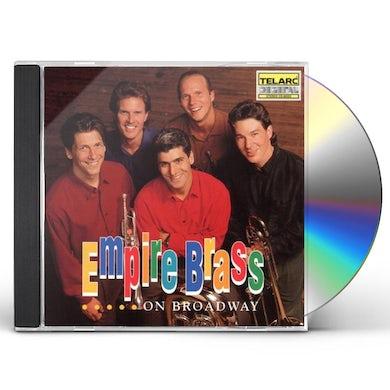 Empire Brass ON BROADWAY CD
