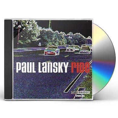 Lansky RIDE CD