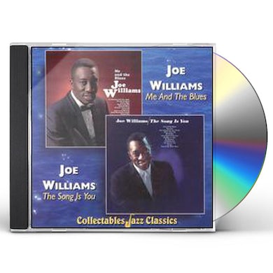 Joe Williams ME & THE BLUES / SONG IS FOR YOU CD