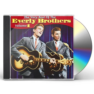 The Everly Brothers: The Very Best of Vol 1 CD