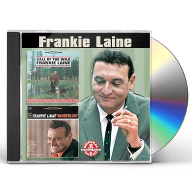 Frankie Laine CALL OF THE WILD: WANDERLUST CD