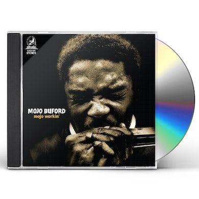 Mojo Buford MOJO WORKIN CD