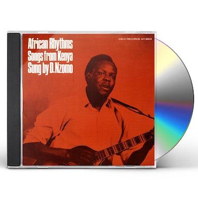 AFRICAN RHYTHMS: SONGS FROM KENYA CD