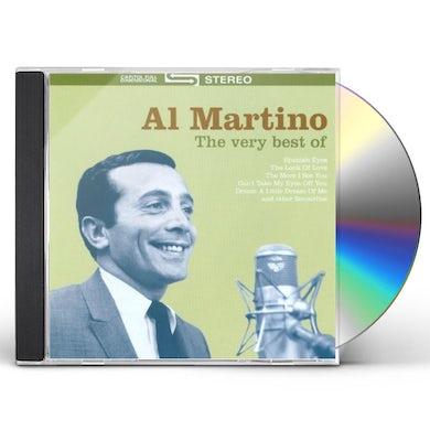 Al Martino VERY BEST OF CD